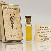 handmade. Livemaster - original item Y (YVES SAINT LAURENT) perfume 8 ml VINTAGE. Handmade.