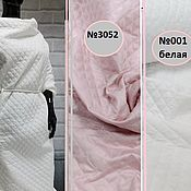 Материалы для творчества handmade. Livemaster - original item Cloths:JACKET STITCH ON SINTEPON-ITALY2 COLORS. Handmade.
