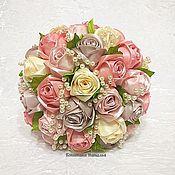 """Свадебные букеты ручной работы. Ярмарка Мастеров - ручная работа Букет невесты """"Пепел розы"""". Handmade."""