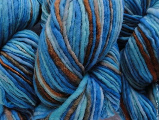 Вязание ручной работы. Ярмарка Мастеров - ручная работа. Купить Пряжа Manos Wool Clasica № 132. Handmade.