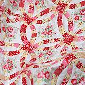 Сувениры и подарки handmade. Livemaster - original item Quilted bedspread newlyweds. Handmade.
