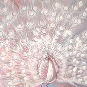 Картины и панно ручной работы. Ярмарка Мастеров - ручная работа Танец в лучах заходящего солнца. Handmade.