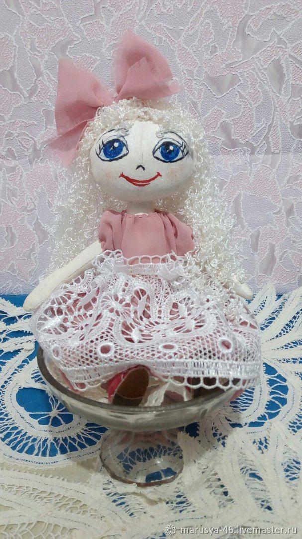 Софи. Авторская кукла, Человечки, Красногвардейское, Фото №1