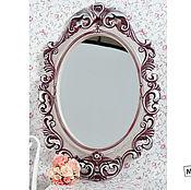 Зеркала ручной работы. Ярмарка Мастеров - ручная работа Винтажное зеркало в раме. Handmade.