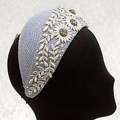 Субкультуры handmade. Livemaster - original item Stage headpiece of the