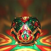 Для дома и интерьера handmade. Livemaster - original item Vase-candlestick