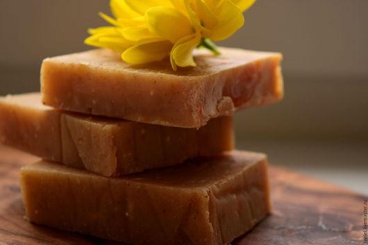 """Мыло ручной работы. Ярмарка Мастеров - ручная работа. Купить """"Имбирь и перец- долой целлюлит"""" мыло сварено по старинным рецептам. Handmade."""