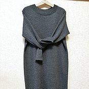 Платья ручной работы. Ярмарка Мастеров - ручная работа Платье вязаное. Handmade.