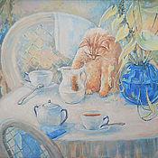 Картины и панно ручной работы. Ярмарка Мастеров - ручная работа Картина. Утро.. Handmade.