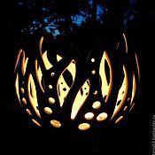 Для дома и интерьера handmade. Livemaster - original item Author`s candle