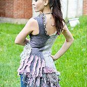 Одежда handmade. Livemaster - original item Tunic handmade