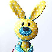 """Куклы и игрушки ручной работы. Ярмарка Мастеров - ручная работа Развивающая игрушка """"Заяц"""". Handmade."""