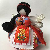 """Куклы и игрушки ручной работы. Ярмарка Мастеров - ручная работа Травница """"Марина"""". Handmade."""
