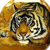Сувениры и подарки ручной работы. Ярмарка Мастеров - ручная работа Рисунки на камнях. Handmade.