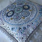 Для дома и интерьера handmade. Livemaster - original item Pillow case decorative
