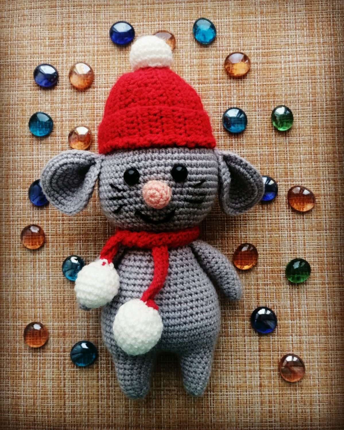 Мышка, Мягкие игрушки, Дубна,  Фото №1