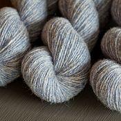 Материалы для творчества handmade. Livemaster - original item The yarn is a lambswool with cashmere, watercolor, 50 grams/246 m. Handmade.