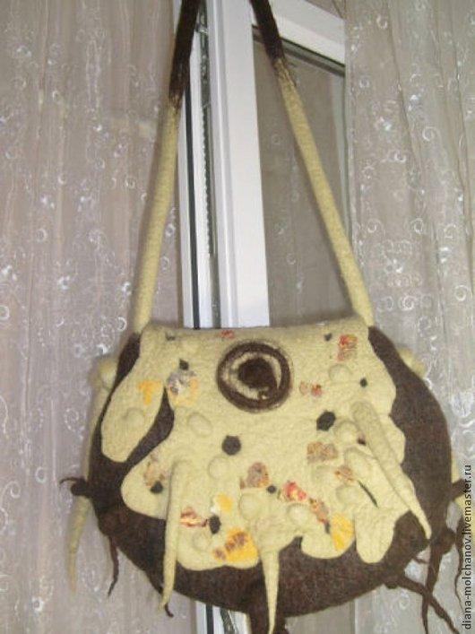 """Женские сумки ручной работы. Ярмарка Мастеров - ручная работа. Купить Сумка """"Африка"""" Этнический стиль. Handmade. Желтый"""