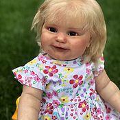 Куклы и игрушки handmade. Livemaster - original item Reborn Dolls: Reborn Meddy doll-2. Handmade.