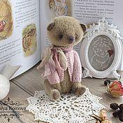Куклы и игрушки ручной работы. Ярмарка Мастеров - ручная работа Мишечка. Handmade.