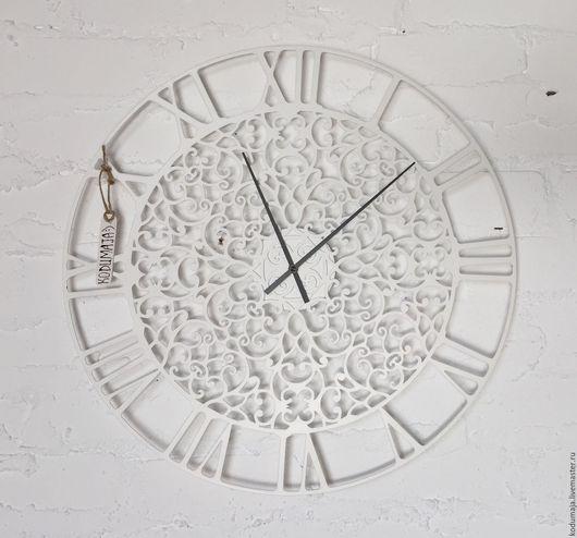 """Часы для дома ручной работы. Ярмарка Мастеров - ручная работа. Купить Часы 50см """"Muster"""". Handmade. Часы, декор для интерьера"""