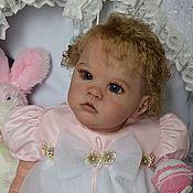 Куклы и игрушки ручной работы. Ярмарка Мастеров - ручная работа Шарламае - кукла реборн. Handmade.