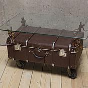 Для дома и интерьера handmade. Livemaster - original item Vintage style coffee table. Handmade.