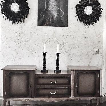 Мебель ручной работы. Ярмарка Мастеров - ручная работа Тумба винтаж-новая жизнь. Handmade.