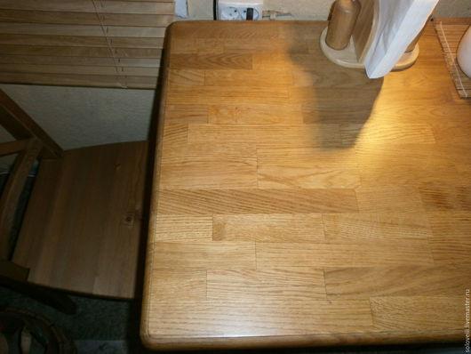 Мебель ручной работы. Ярмарка Мастеров - ручная работа. Купить Стол на заказ. Handmade. Чёрно-белый, столик, стол дуб