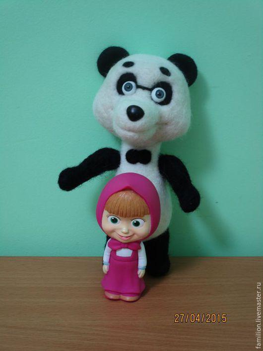 Мишка панда - Дальний родственник