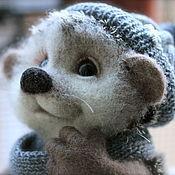 Куклы и игрушки ручной работы. Ярмарка Мастеров - ручная работа Ёж Антоша. Handmade.