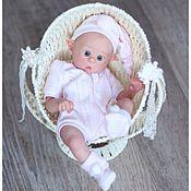 Куклы и игрушки ручной работы. Ярмарка Мастеров - ручная работа Mini - Ofelia 1!. Handmade.
