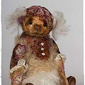 Куклы и игрушки ручной работы. Ярмарка Мастеров - ручная работа Мишка Катарина. Handmade.