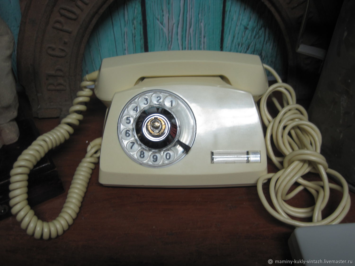 Phone government communications, Vintage interior, Ekaterinburg,  Фото №1