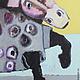 Дизайн интерьеров ручной работы. Светлый мир. Art painting Гор. Ярмарка Мастеров. Декор дома, сюрприз, ручная работа