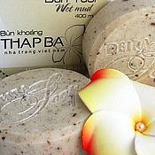 """Косметика ручной работы. Ярмарка Мастеров - ручная работа SPA-мыло """"THAP BA"""" с натуральной минеральной грязью. Handmade."""