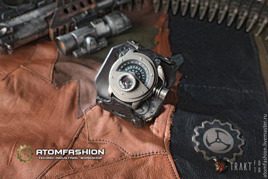 """Часы ручной работы. Ярмарка Мастеров - ручная работа. Купить Часы мужские """"Навигатор"""". Handmade. Часы, эксклюзивные часы"""