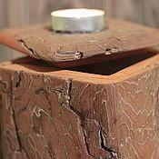 """Для дома и интерьера ручной работы. Ярмарка Мастеров - ручная работа Короб """"Дары леса"""". Handmade."""