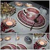 Винтаж handmade. Livemaster - original item Molds-baskets-Candle holders from the Soviet Union .... Handmade.