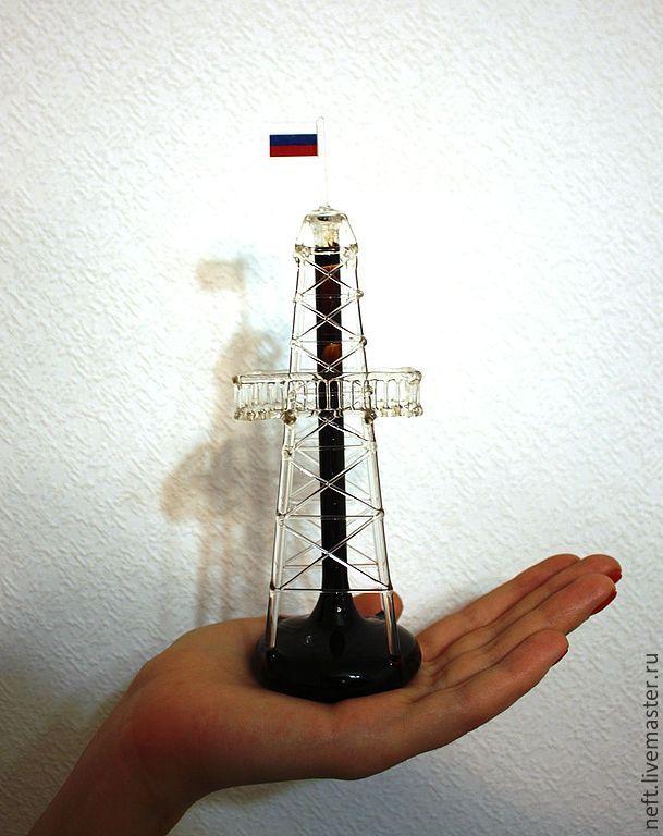 Как сделать нефтяную вышку своими руками 58