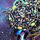 Кулоны, подвески ручной работы. Ярмарка Мастеров - ручная работа. Купить Neptune / Solar System collection. Handmade. Синий