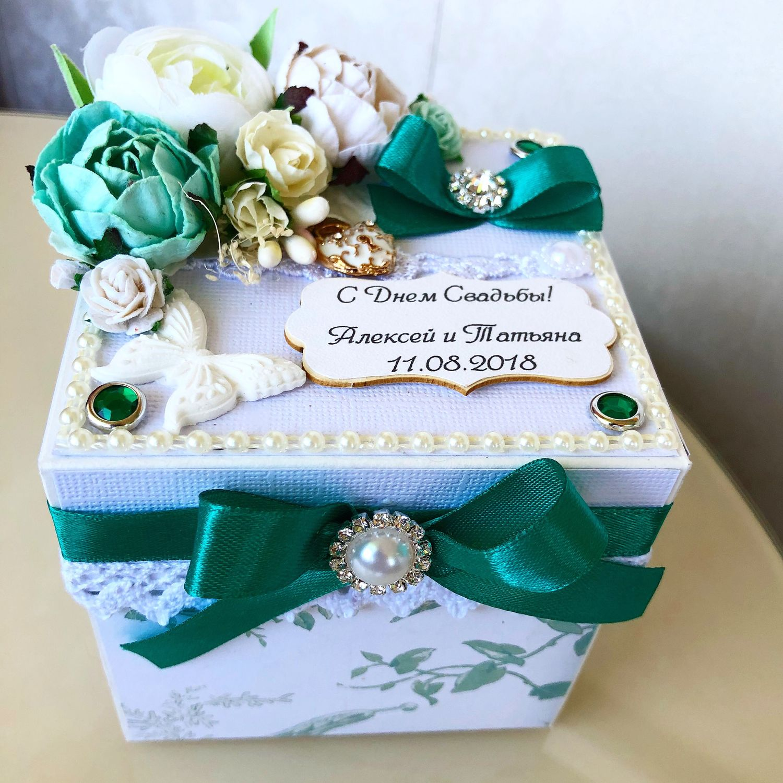 коробка с деньгами на свадьбу поздравление глаза хоть