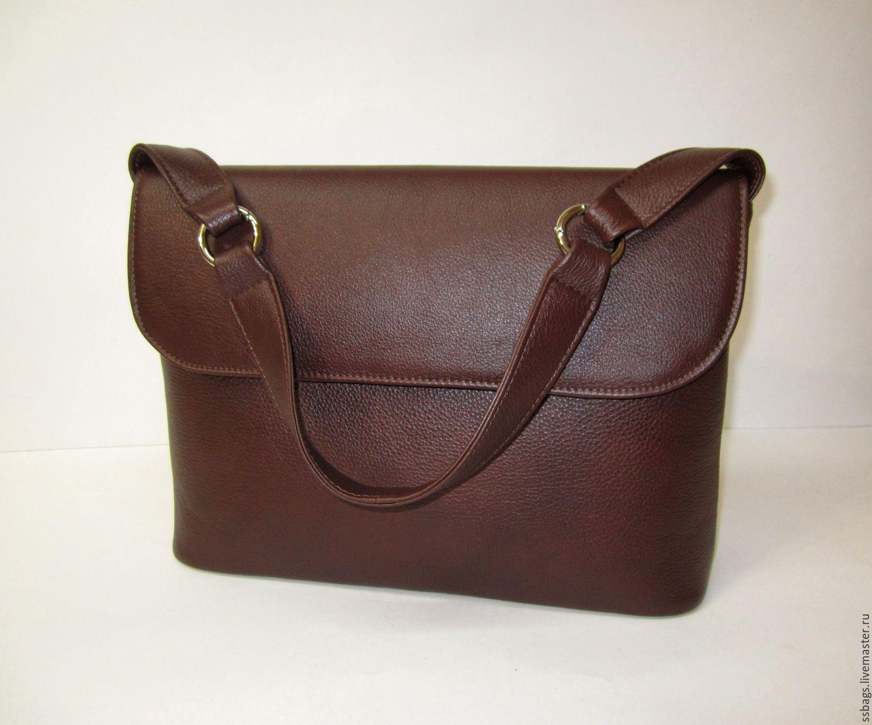 e32672553cc9 ... Handbags handmade. Order Lightweight carry bag with two strap myself.  from cognac Italian genuine ...