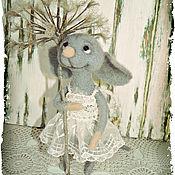 Куклы и игрушки ручной работы. Ярмарка Мастеров - ручная работа Мышка Симочка .. Handmade.