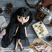 Куклы и игрушки ручной работы. Ярмарка Мастеров - ручная работа Кукла Blythe (Блайз) OOAK doll. Handmade.
