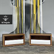 Для дома и интерьера handmade. Livemaster - original item Hanging cabinet MIRACLE. Handmade.