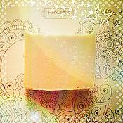 Косметика ручной работы. Ярмарка Мастеров - ручная работа Шелковое мыло 100% с маслом какао. Handmade.
