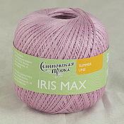 IRIS max (ИРИС макс) хлопок мерсеризованный_100% 100г-525м орхидея (13