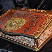 Для дома и интерьера handmade. Livemaster - original item Bureau of securities gift to the head. Handmade.