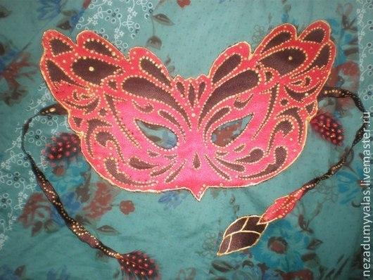 Маскарадная маска` Сова`